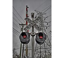 The Intersection Of Industry Photographic Print