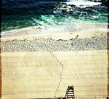 I want the summer back.. by Bahar Kitapci