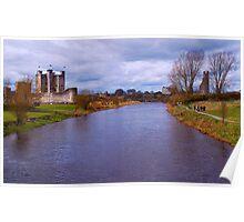 Braveheart River - Ireland Poster