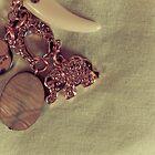 Elephant Necklace  by Ashlee Lauren