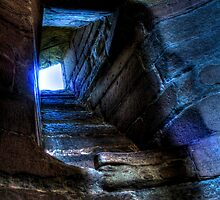 Only way out.. by nataraki76