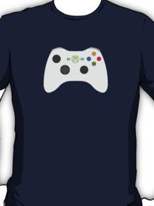 Xbox 360 Controller White T-Shirt