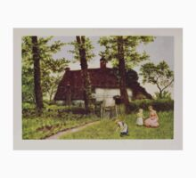 Kate Greenaway Collection 1905 0399 A Surrey Cottage One Piece - Short Sleeve