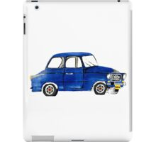 Crazy for Cars iPad Case/Skin