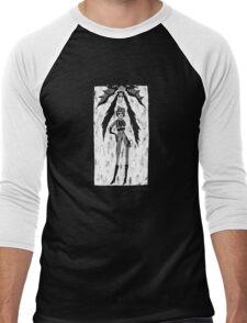 Hello Nurse! Men's Baseball ¾ T-Shirt