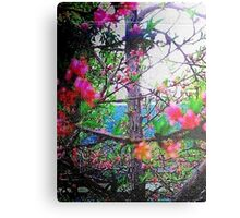 Textured Spring Canvas Print