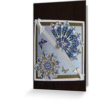 Tea Bag Folding Greeting Card