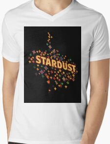 Stardust Hotel Mens V-Neck T-Shirt