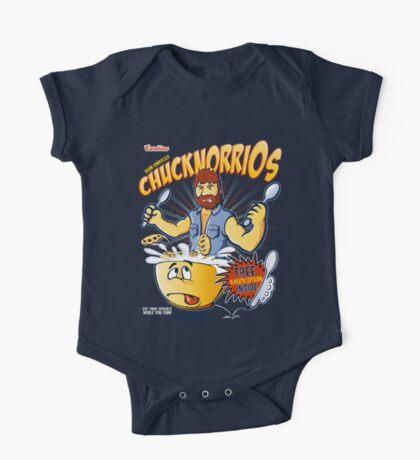 Chucknorrios One Piece - Short Sleeve