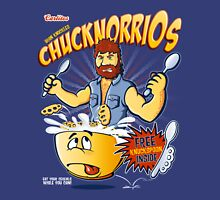 Chucknorrios Unisex T-Shirt
