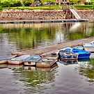 Boats and More Boats! by Monica M. Scanlan