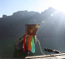 Long tail sunrise - Thailand by jimitaylor