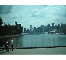 City View - Vancouver Photographic Print