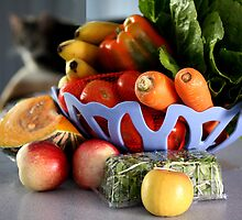 All Things Healthy by TeAnne