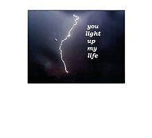 Lightning by lionking82
