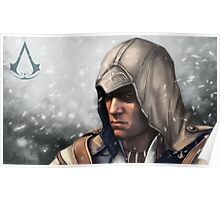 Connor Kenway Poster