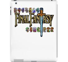 Game of Roles iPad Case/Skin