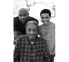 Generations ... Photographic Print