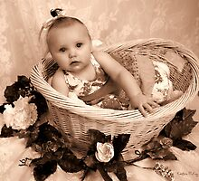 Babe in a Basket by Kristine McKay Kinder