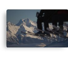 Stairway to Heaven - Kicking Horse Canvas Print
