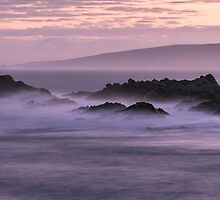 Canal Rocks At Dawn by Matt Fricker Photography