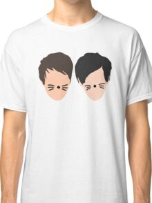 Phil Lester and Dan Howell (without text) Classic T-Shirt