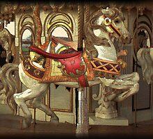 Painted Carousel by Kristine McKay Kinder