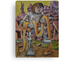 The Incredible Irrelevancy of the Male Canvas Print