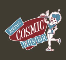 Astro's Cosmic Diner by FlamingDerps