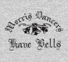 Morris Dancers Have Bells by taiche