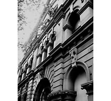 The Post Office Newcastle Photographic Print