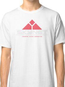 Skynet - Neural Net-Based Artificial Intelligence Classic T-Shirt