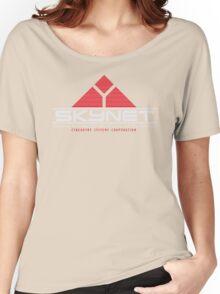 Skynet - Neural Net-Based Artificial Intelligence Women's Relaxed Fit T-Shirt
