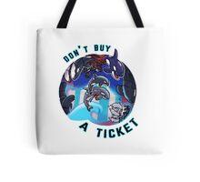 Boycott Seaworld - Don't Buy A Ticket Tote Bag