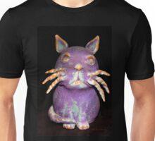 Cat Post Sitter Copper Glaze Carcoar Unisex T-Shirt