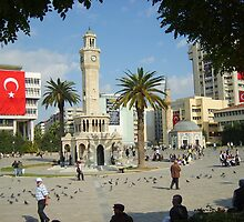 İzmir Turkey (Clock Tower) by Ercan BAYSAL
