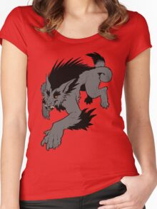 Werewolf Women's Fitted Scoop T-Shirt