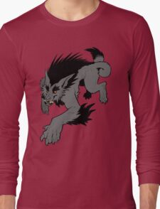 Werewolf Long Sleeve T-Shirt