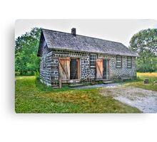 Kruza House Metal Print