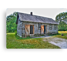 Kruza House Canvas Print