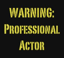 Pro Actor by YasLalu