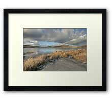 Mullaghmore mountain Framed Print