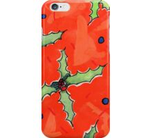 Holly and Bells iPhone Case/Skin