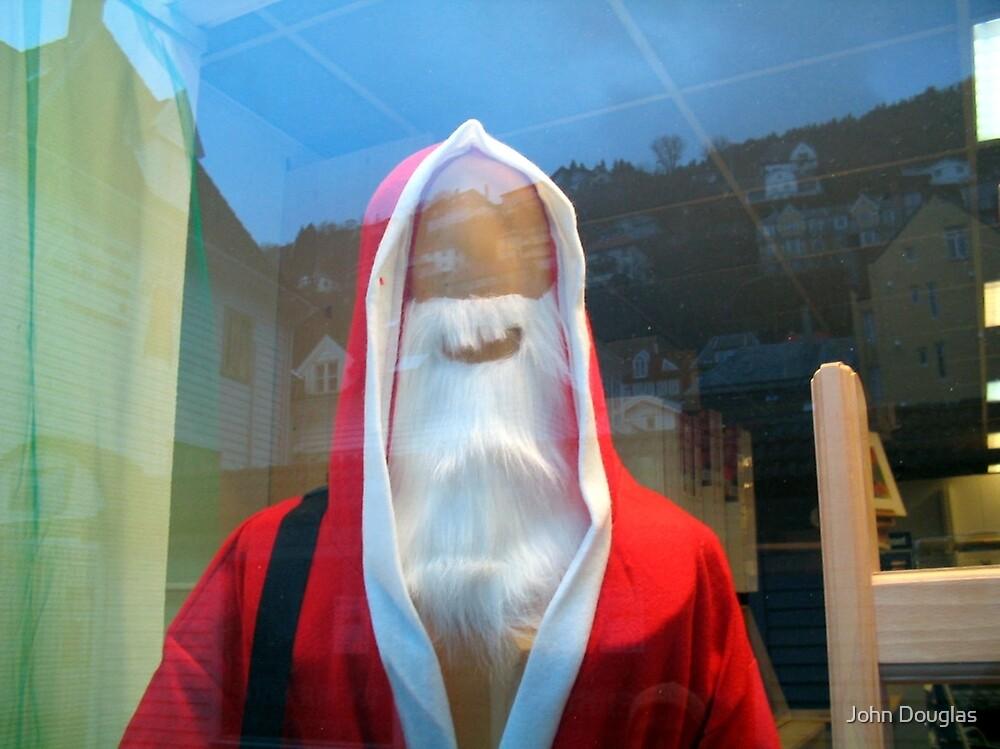 Santa by John Douglas
