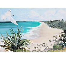 Sunshine Beach, Noosa. Photographic Print