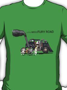 little miss furry road T-Shirt