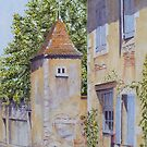 Pigeonnier, Montbron, France by FranEvans
