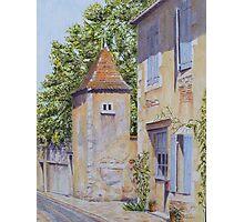 Pigeonnier, Montbron, France Photographic Print