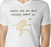 Dance Motivation Mens V-Neck T-Shirt