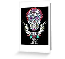 Day of the (really) Living Greeting Card
